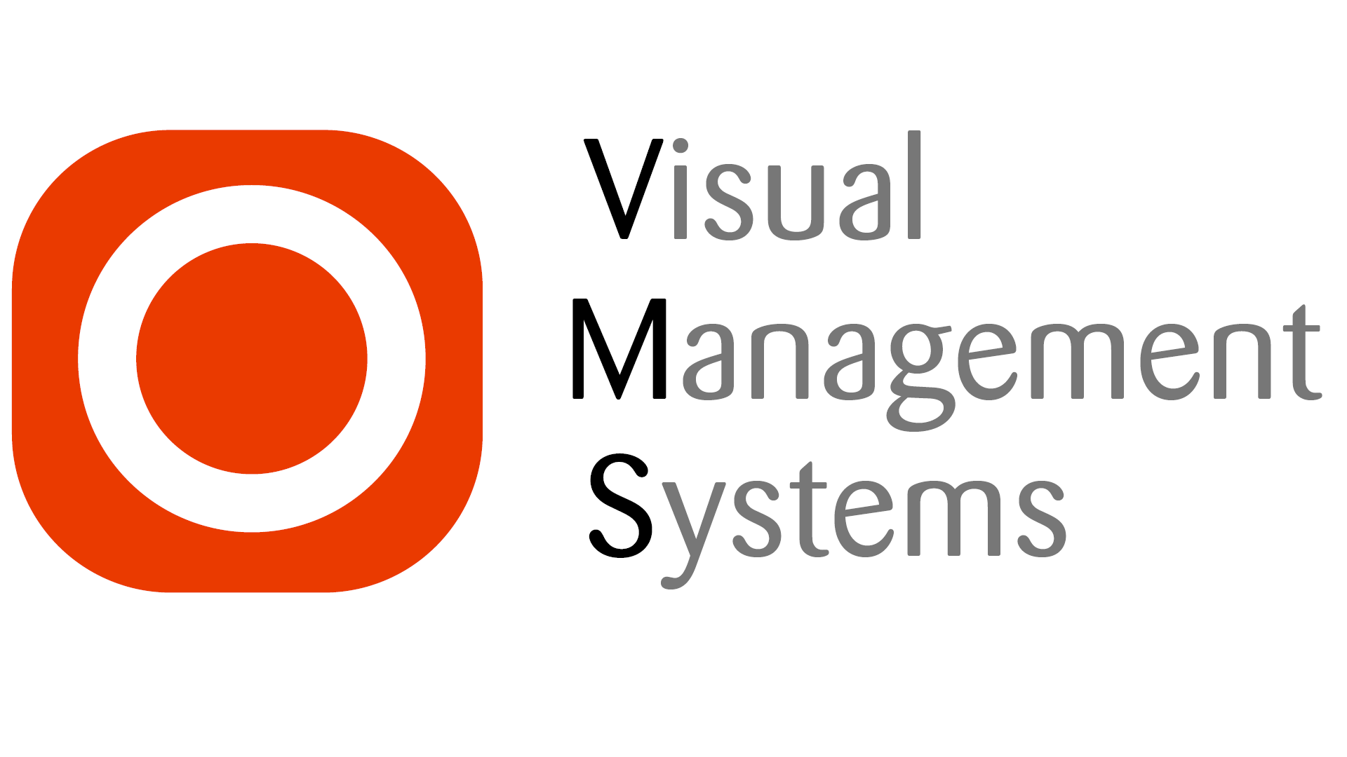 Visual Management Systems